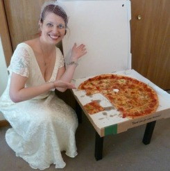 Two Foot Pizza