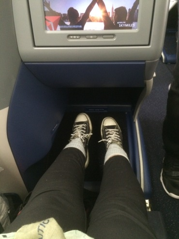 First Class baby