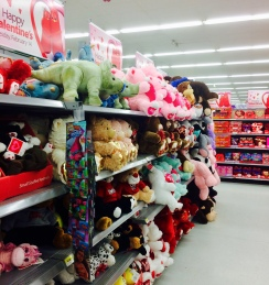 Small teddy aisle