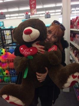 Valentine visit
