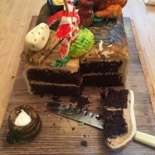 Monster Hunter Birthday Cake